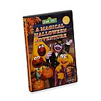 Sesame Street®  A Magical Halloween Adventure DVD
