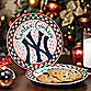 MLB Santa Cookie Plate