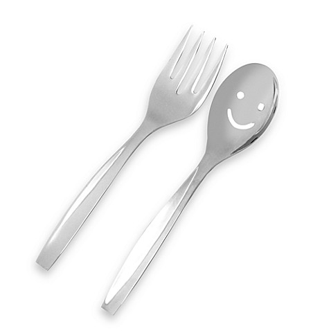 Happy Spoon 2-Piece Serving Set