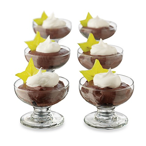 buy libbey just desserts 17 piece mini coupe bowl set from bed bath beyond. Black Bedroom Furniture Sets. Home Design Ideas