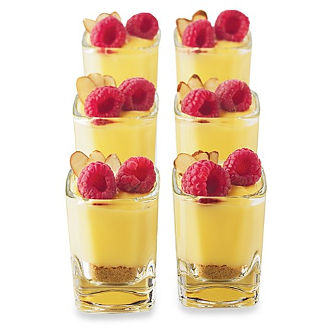 Libbey® Just Desserts 25-Piece Mini Square Bowl Set