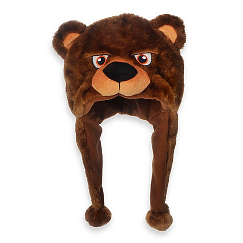 Chicago Bears Mascot-Themed Dangle Hat