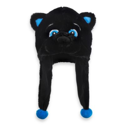 Carolina Panthers Mascot-Themed Dangle Hat