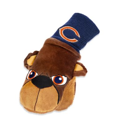 Chicago Bears Mascot Mittens