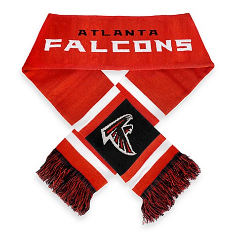 NFL Atlanta Falcons Stripe Scarf