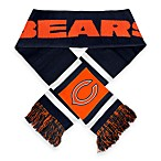 Chicago Bears Stripe Scarf