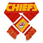 Kansas City Chiefs Stripe Scarf