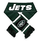 New York Jets Stripe Scarf