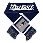 New England Patriots Stripe Scarf