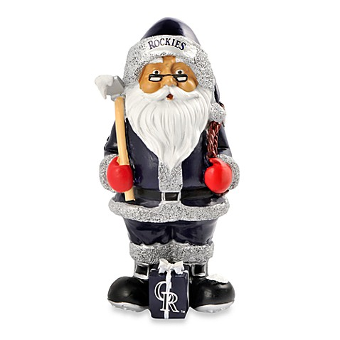 Washington Nationals Thematic Santa