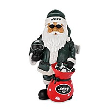 New York Jets Thematic Santa