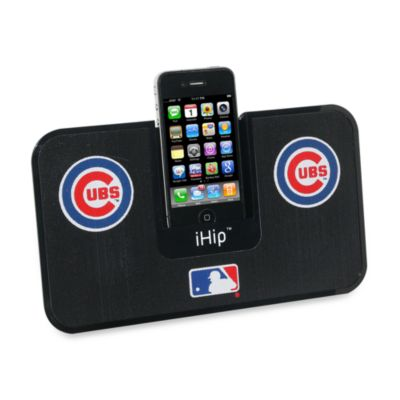 Chicago Cubs iHip® iDock Portable Stereo System