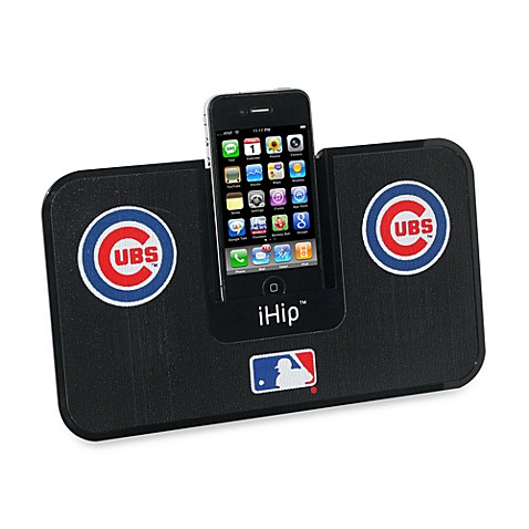 MLB Chicago Cubs iHip® iDock Portable Stereo System