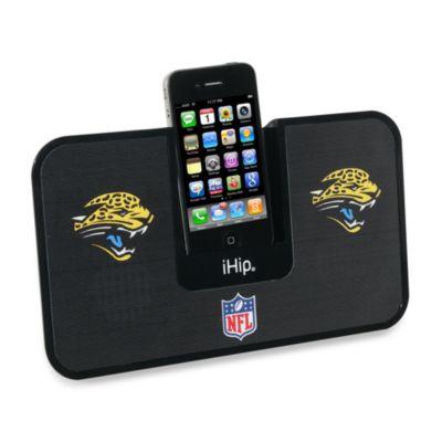 NFL Jacksonville Jaguars iHip® iDock Portable Stereo System