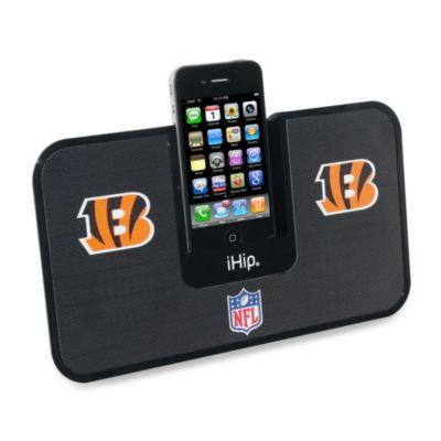 Cincinnati Bengals iHip® iDock Portable Stereo System