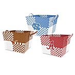 NCAA Multi-Purpose Woven Storage Basket
