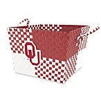 University of Oklahoma Multi-Purpose Woven Storage Basket