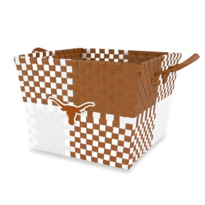 University of Texas Multi-Purpose Woven Storage Basket