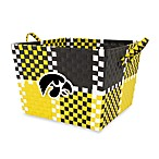 University of Iowa Multi-Purpose Woven Storage Basket