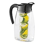 Primula® Flavor It® Infuse Pitcher in Black