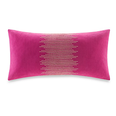 Echo Design™ Taj Fuchsia Breakfast Toss Pillow