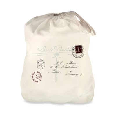 Park B. Smith® Cotton Postale Laundry Bag
