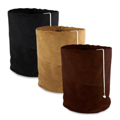 Park B. Smith® Solid Color Laundry Bag - Chocolate