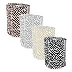Park B. Smith Zebra Print Laundry Bags