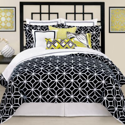 Trina Turk Trellis Full/Queen Duvet Cover