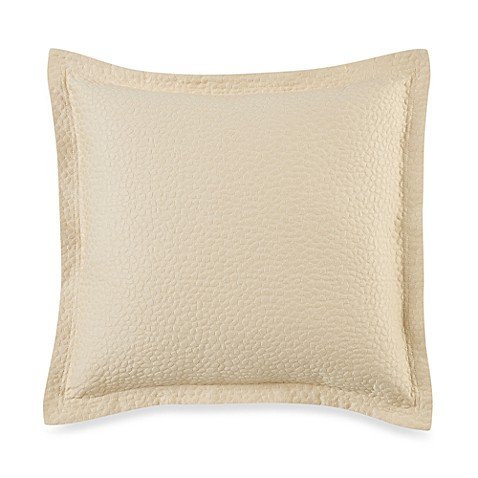 Barbara Barry® Beautiful Basics Cloud Nine 18-Inch Square Throw Pillow in Powder