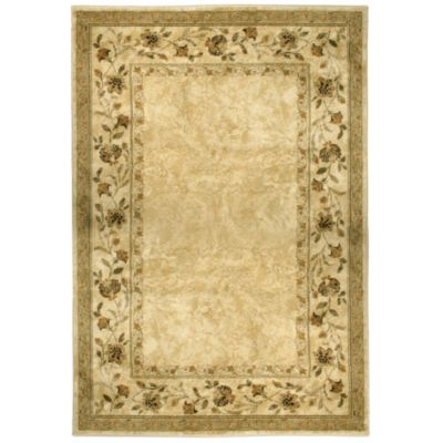 Orian Rugs Camille 5-Foot 3-Inch x 7-Foot 6-Inch Room Size Rug
