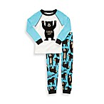 Carter's® Blue Bear Tough Guy Snug Fit 2-Piece Cotton PJs