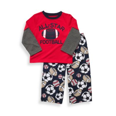 Carter's® Red All-Star 2-Piece Jersey PJs