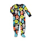 Carter's® Monster 1-Piece Micro-Fleece PJ
