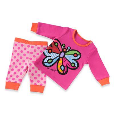 Britto™ Baby Hot Pink Butterfly Play Set