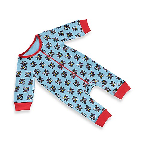 Britto™ Baby Blue Teddy Bear Sleeper