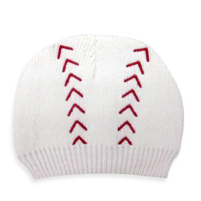 Knit Baseball Beanie