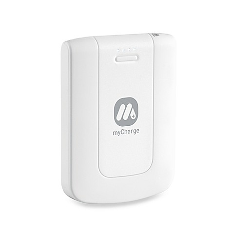 myCharge® Voyage 1000 Rechargeable Battery with Built-in USB Charger