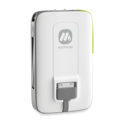 myCharge® Summit 3000 Rechargeable Battery with Built in USB Charger