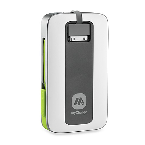 myCharge® Peak 6000 Rechargeable Battery with Built in USB Charger