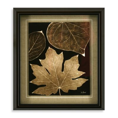 Taupe Trinity Wall Art 14-Inch x 16-Inch Maple