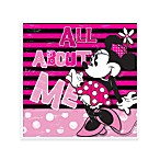 All About Me Minnie 12-Inch x 12-Inch Art