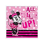 All Dolled Up Minnie 12-Inch x 12-Inch Wall Art