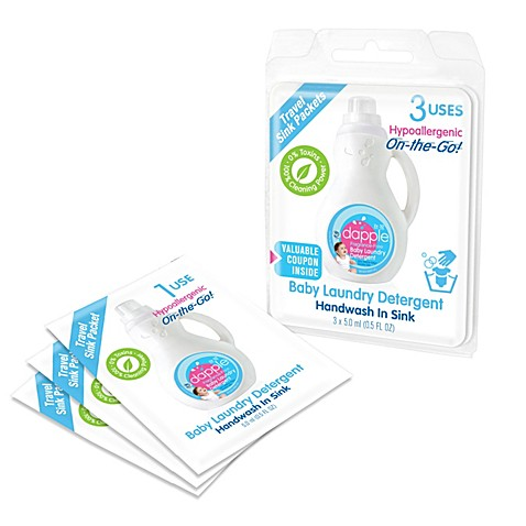 Dapple® 3-Pack Handwash- in -Sink Baby Laundry Detergent