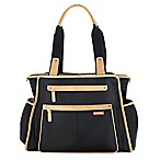 SKIP*HOP® Grand Central Take-It-All Diaper Bag in Black