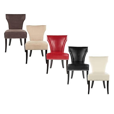 Safavieh Jappic Cream Side Chair (Set of 2)