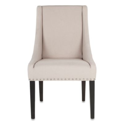 Safavieh Brittannia Side Chair in Beige (Set of 2)