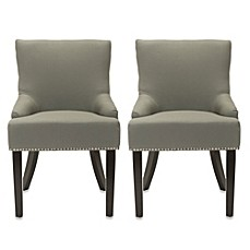 Safavieh Lotus Clay Side Chair (Set of 2)