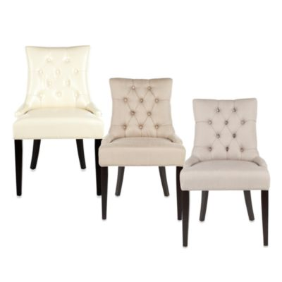 Safavieh Ashley Grey Side Chair (Set of 2)