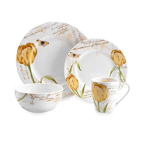 Mikasa® Seraphine 4-Piece Place Setting